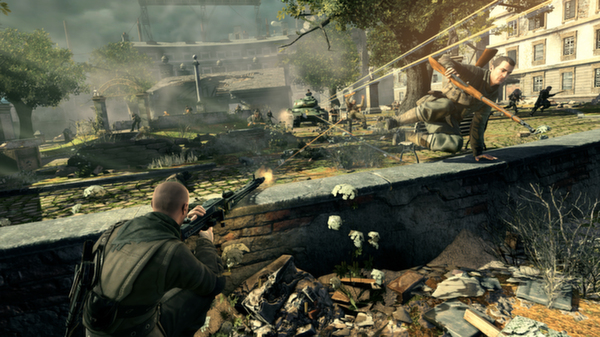 Sniper Elite Franchise Pack (Steam ROW)