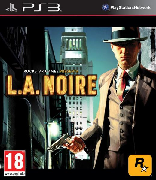 0PS3 L.A. Noire: The Complete Edition, Ratchet & Clank