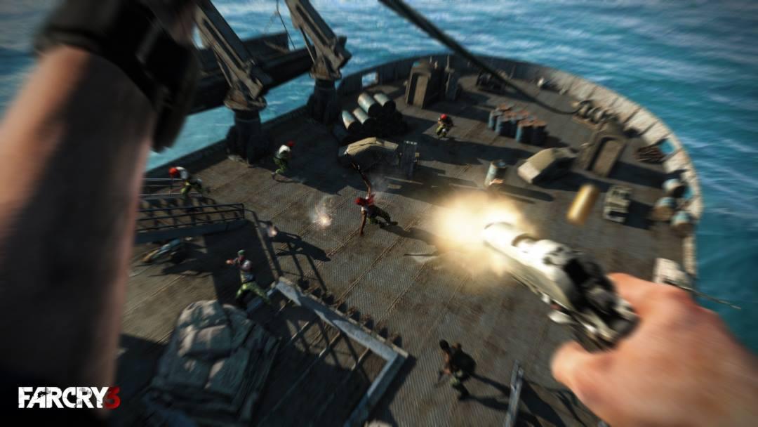 Установка: 1. Монтировать образ - Far Cry 3 2. Из папки Update запустить fa