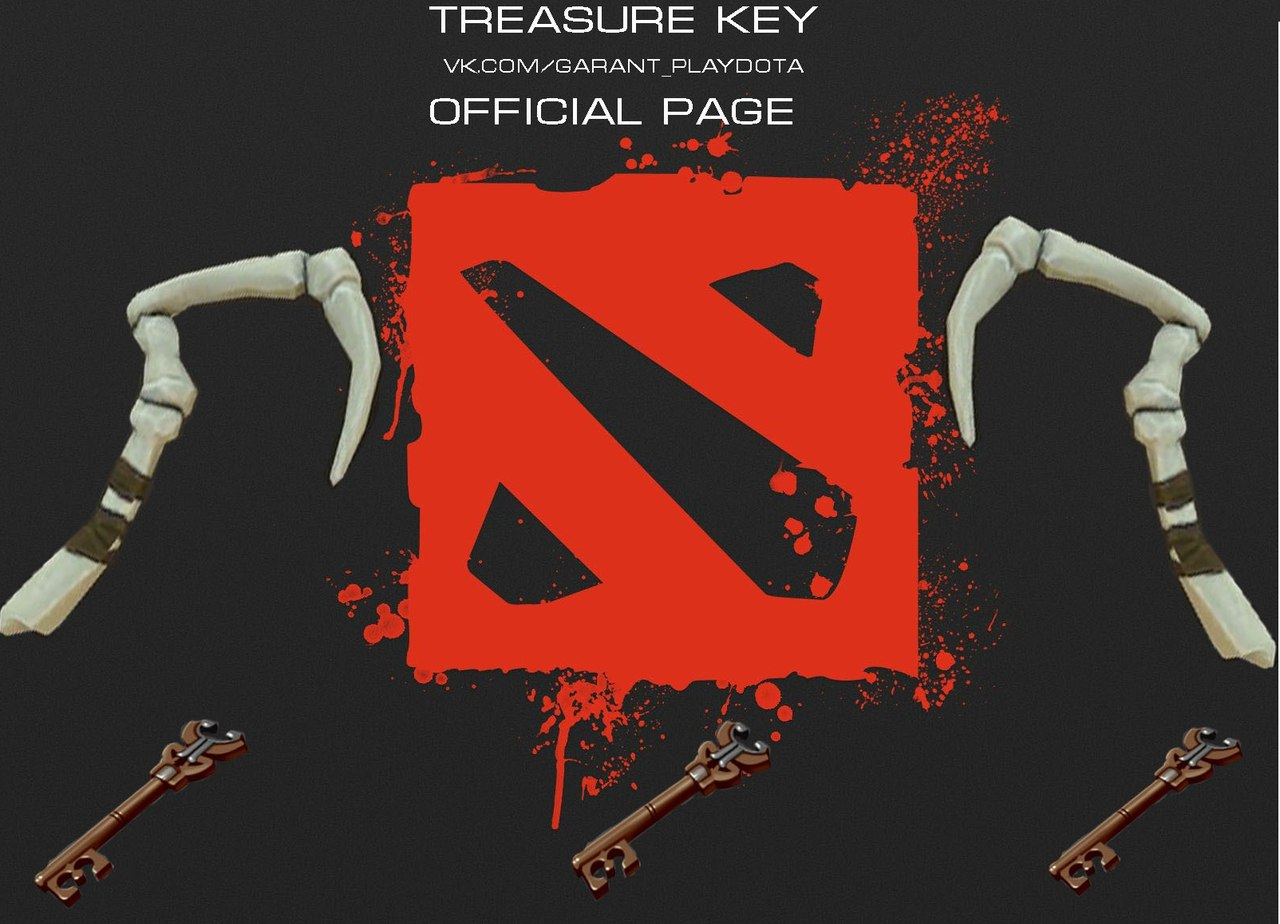 Dota 2 Guide by Treasure key (DEMO)