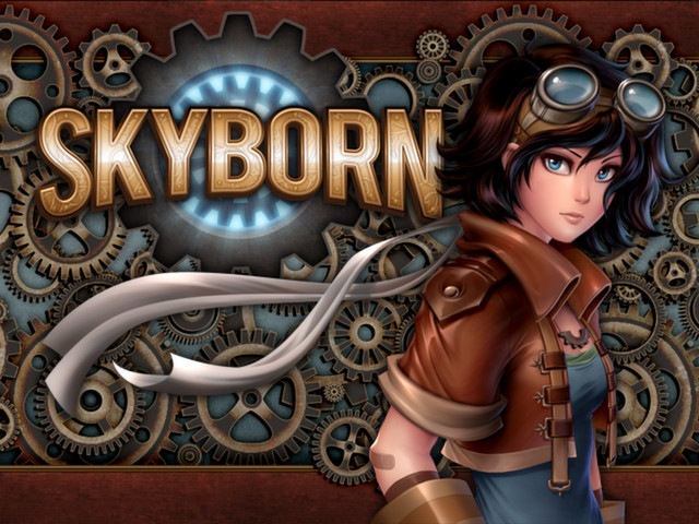Skyborn (Steam KEY ROW Region Free)