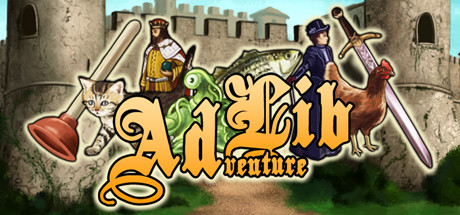 ADventure Lib (Steam KEY ROW Region Free)