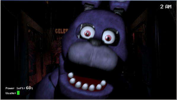 Five Nights at Freddy´s (Steam KEY ROW Region Free)