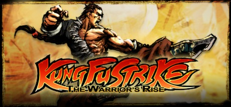 Kung Fu Strike - The Warrior´s Rise (STEAM KEY ROW)