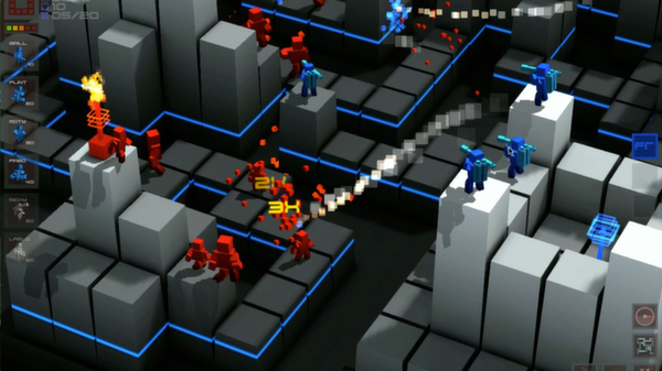 Cubemen (Steam KEY ROW Region Free)
