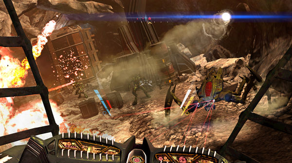 Red Faction: Armageddon Path to War DLC (Steam KEY ROW)