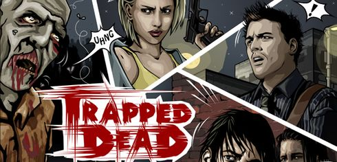 Trapped Dead (Steam KEY ROW Region Free)