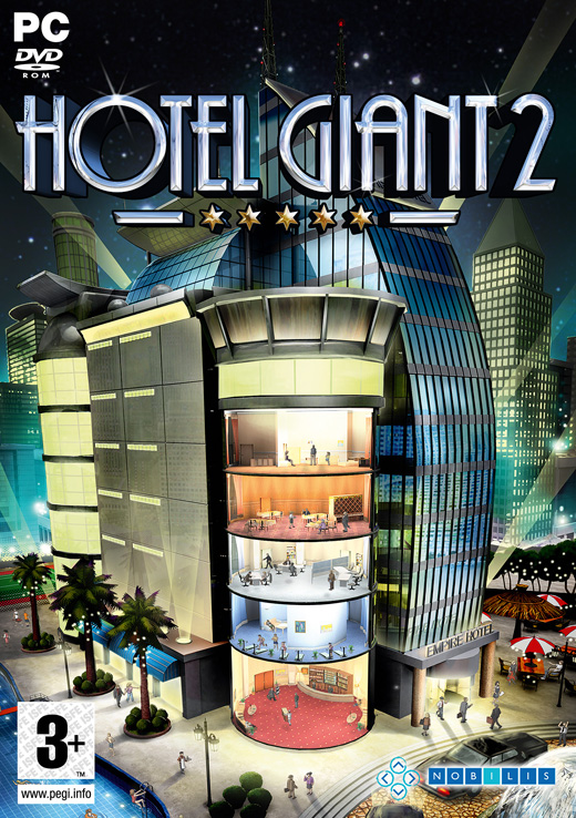 Hotel Giant 2 (Steam KEY ROW Region Free)