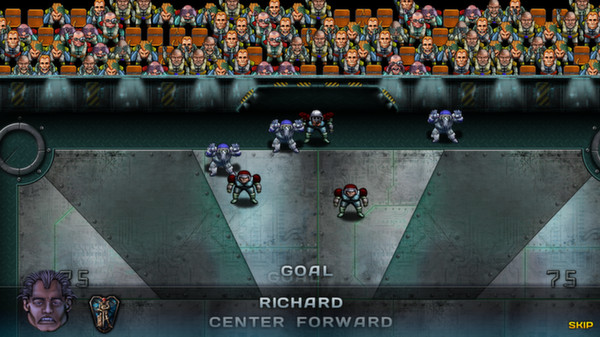 Speedball 2 HD (Steam KEY ROW Region Free)