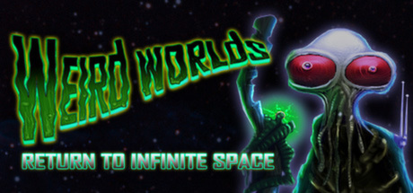 Weird Worlds: Return to Infinite Space (Steam KEY ROW)