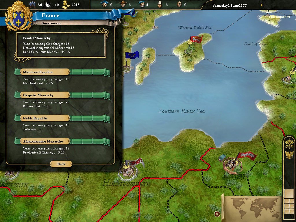 Europa Universalis 3 III Complete (Steam Key ROW)