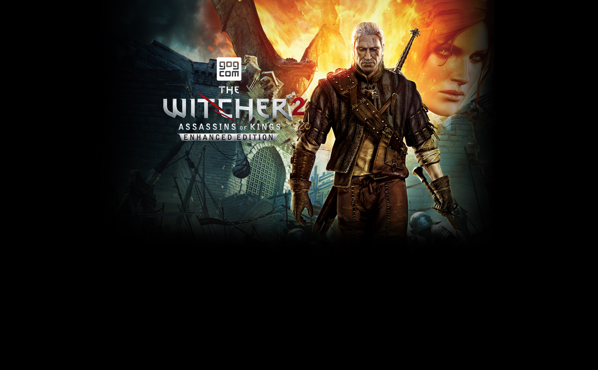The Witcher 2 - Assassins of Kings EE ( GOG.COM Key )