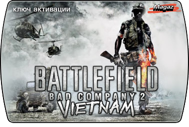 Battlefield: Bad Company 2 Vietnam(Region Free+ORIGIN)