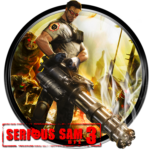 Serious Sam 3: BFE (Steam Gift / RU + CIS)