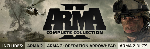 Arma II: Complete Collection (Steam Gift ROW)