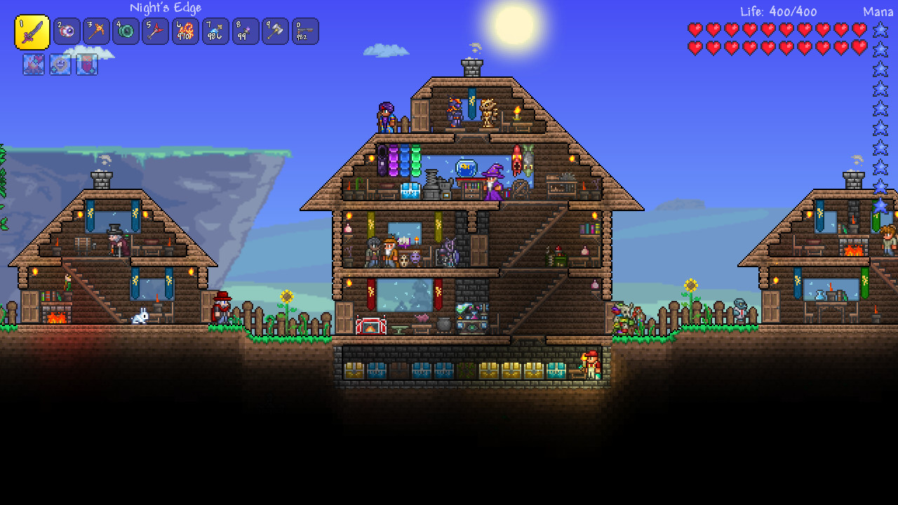 Terraria (Steam Gift ROW)