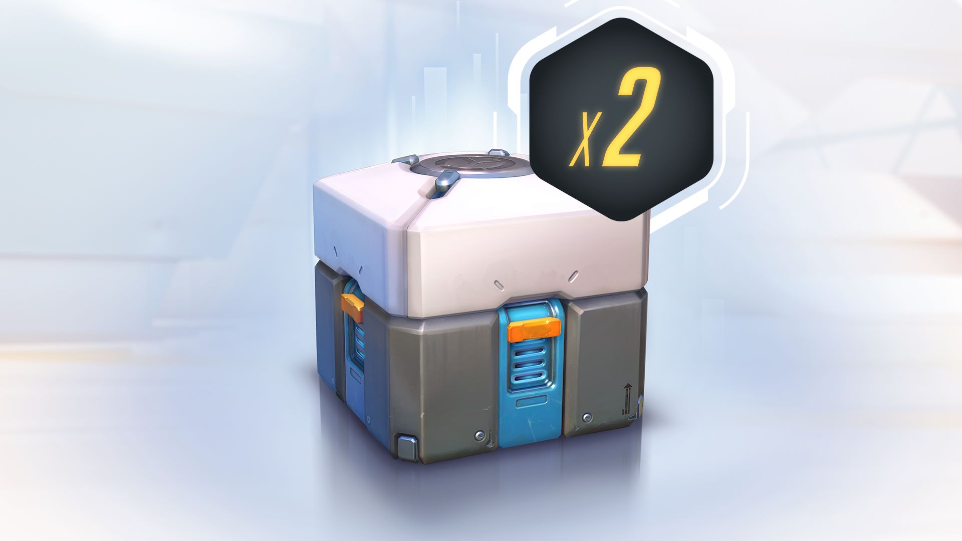 Overwatch - 2 Loot Boxes DLC [GIFT link / Battle.net]