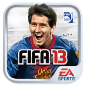 FIFA 13 by EA SPORTS for iPad/iPhone (промокод)