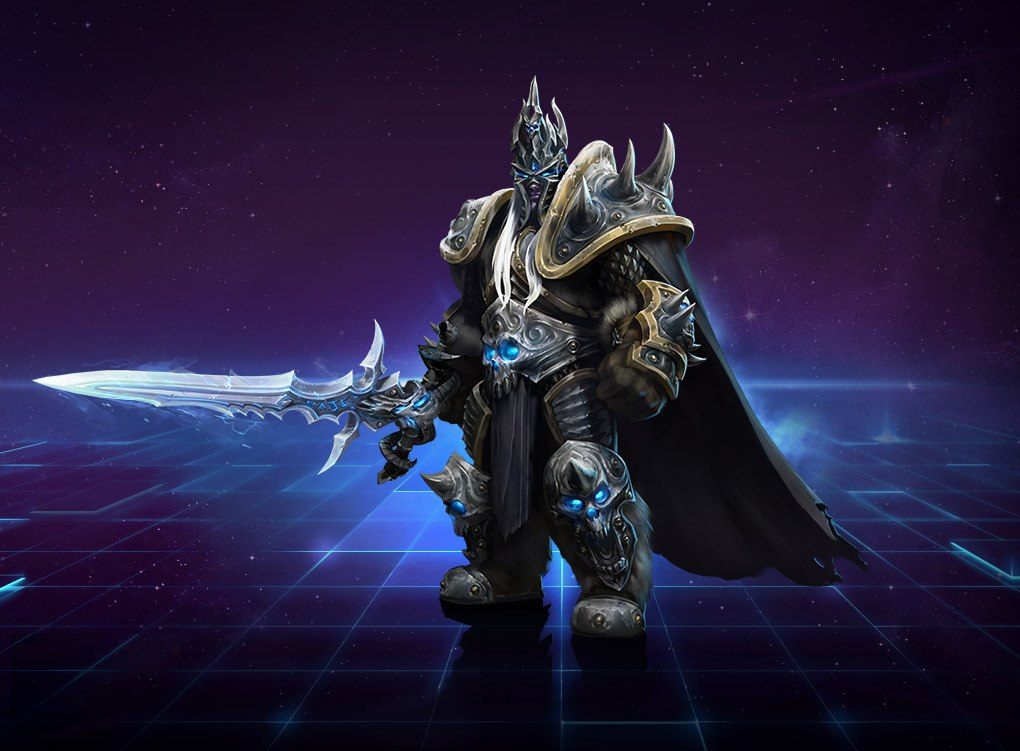Heroes of the Storm BETA account (US-Америка)