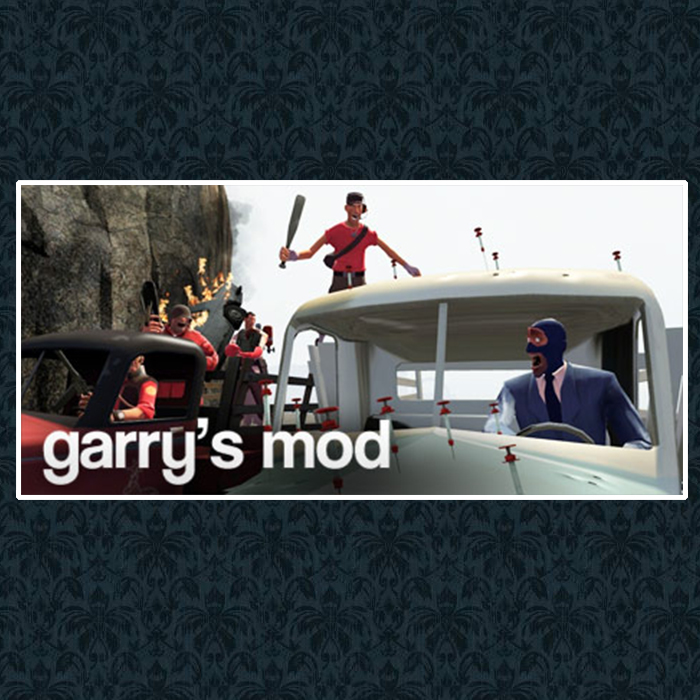 Garry´s Mod (Steam Gift | ROW | Region Free)