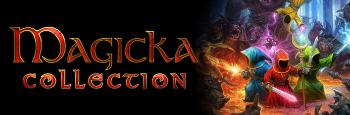 Magicka Collection Steam CD-Key | 23 DLC | RU/CIS
