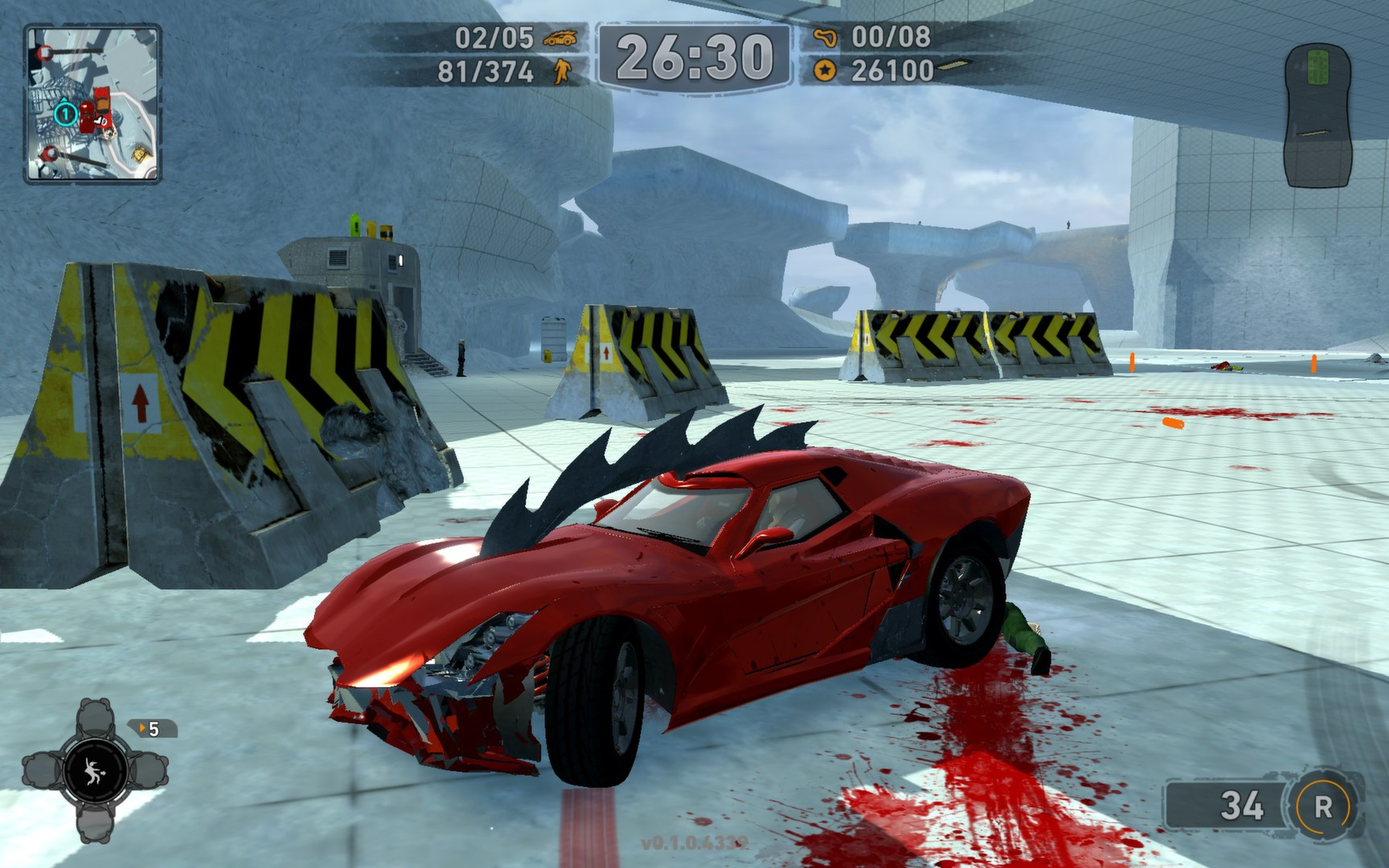 Carmageddon: Reincarnation (Steam)