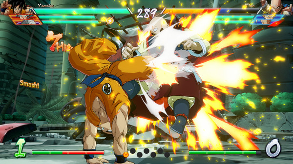DRAGON BALL FighterZ (RU/UA/KZ/CIS)