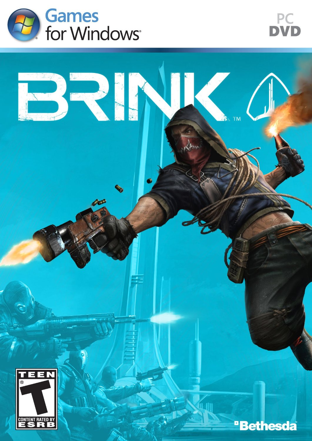 Brink (Steam Key/ RU/ CIS)