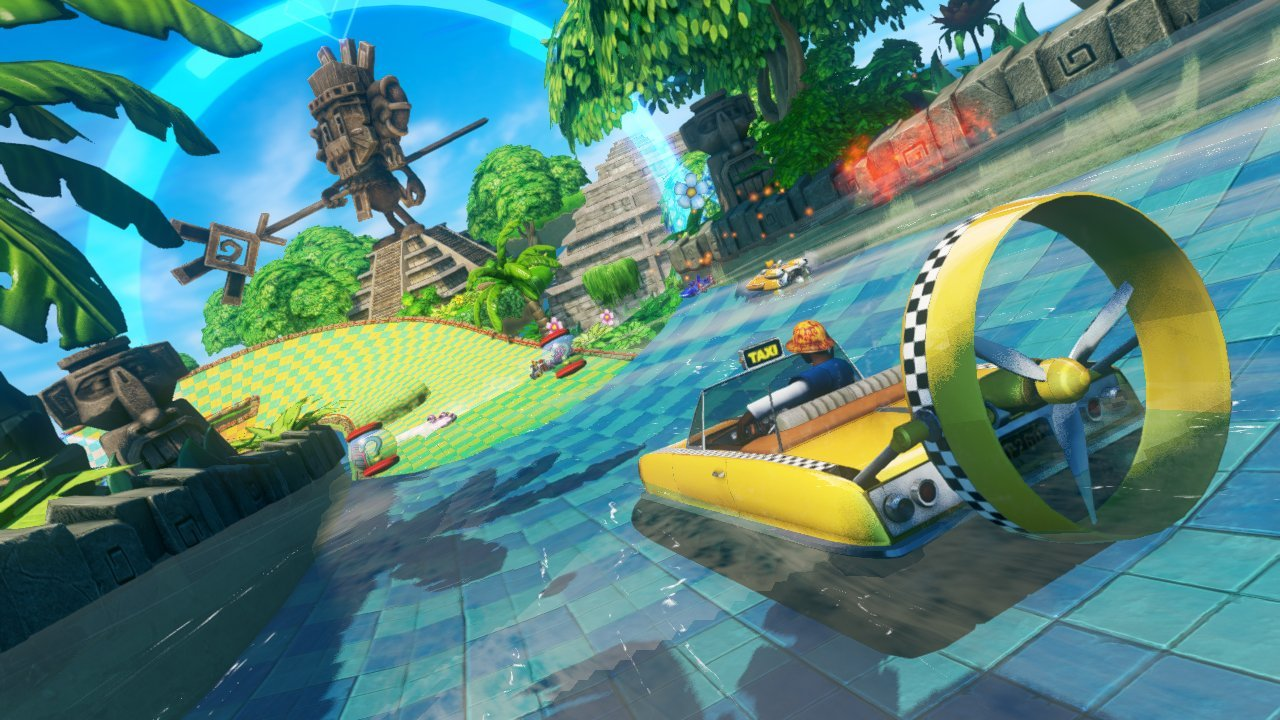 Sonic & All-Stars Racing Transformed (Steam Key/RU/CIS)