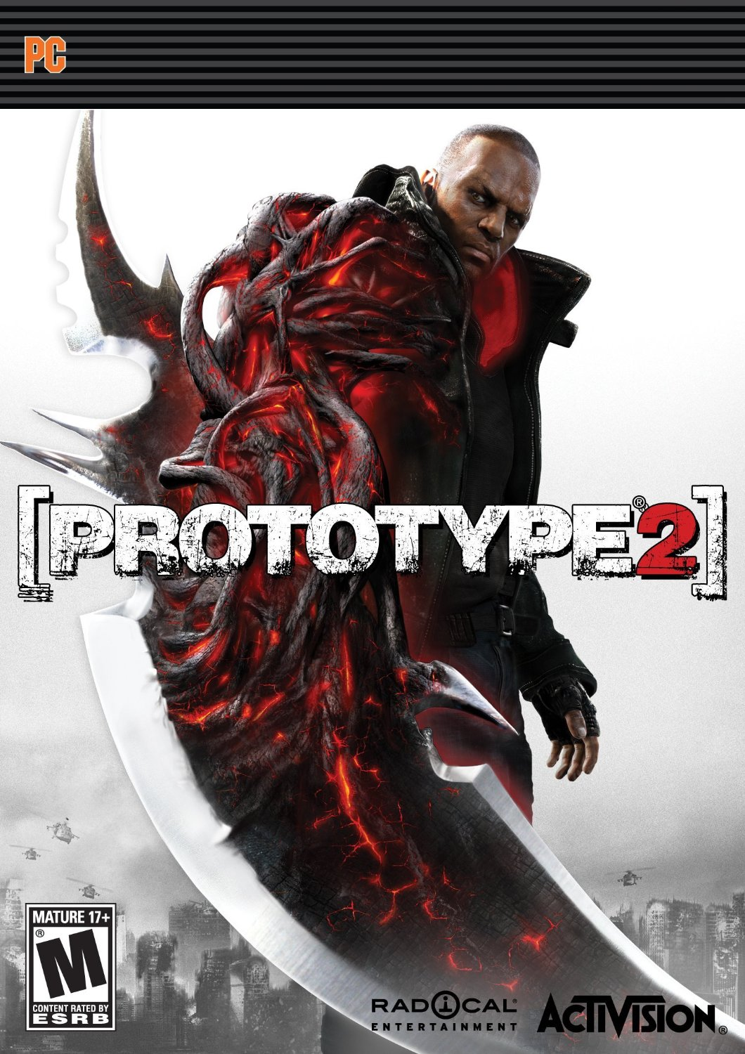 Prototype 2 Radnet Edition(Steam / Region Free) + Bonus