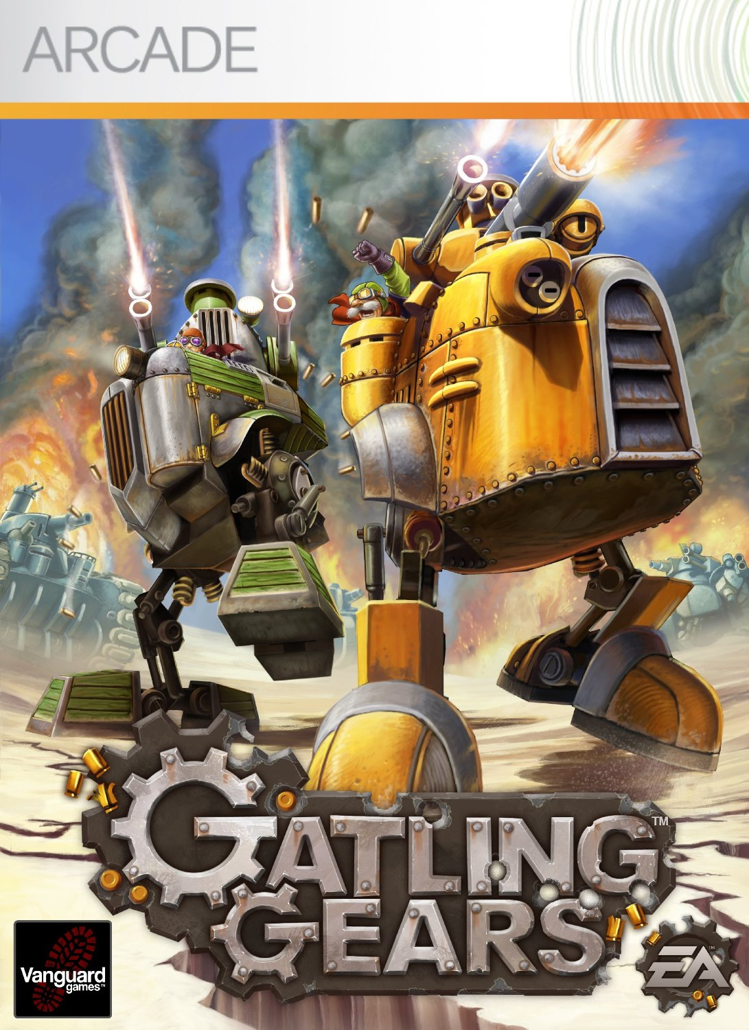 Gatling Gears (Steam Key / Region Free) + Bonus
