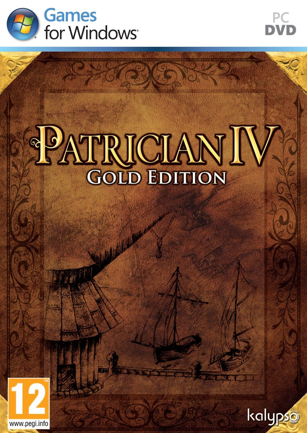 Patrician IV Gold (Steam Key / Region Free)