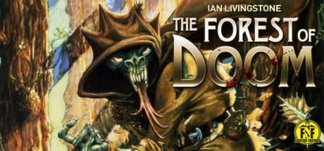 Fighting Fantasy: The Forest of Doom  (Steam Key / ROW)