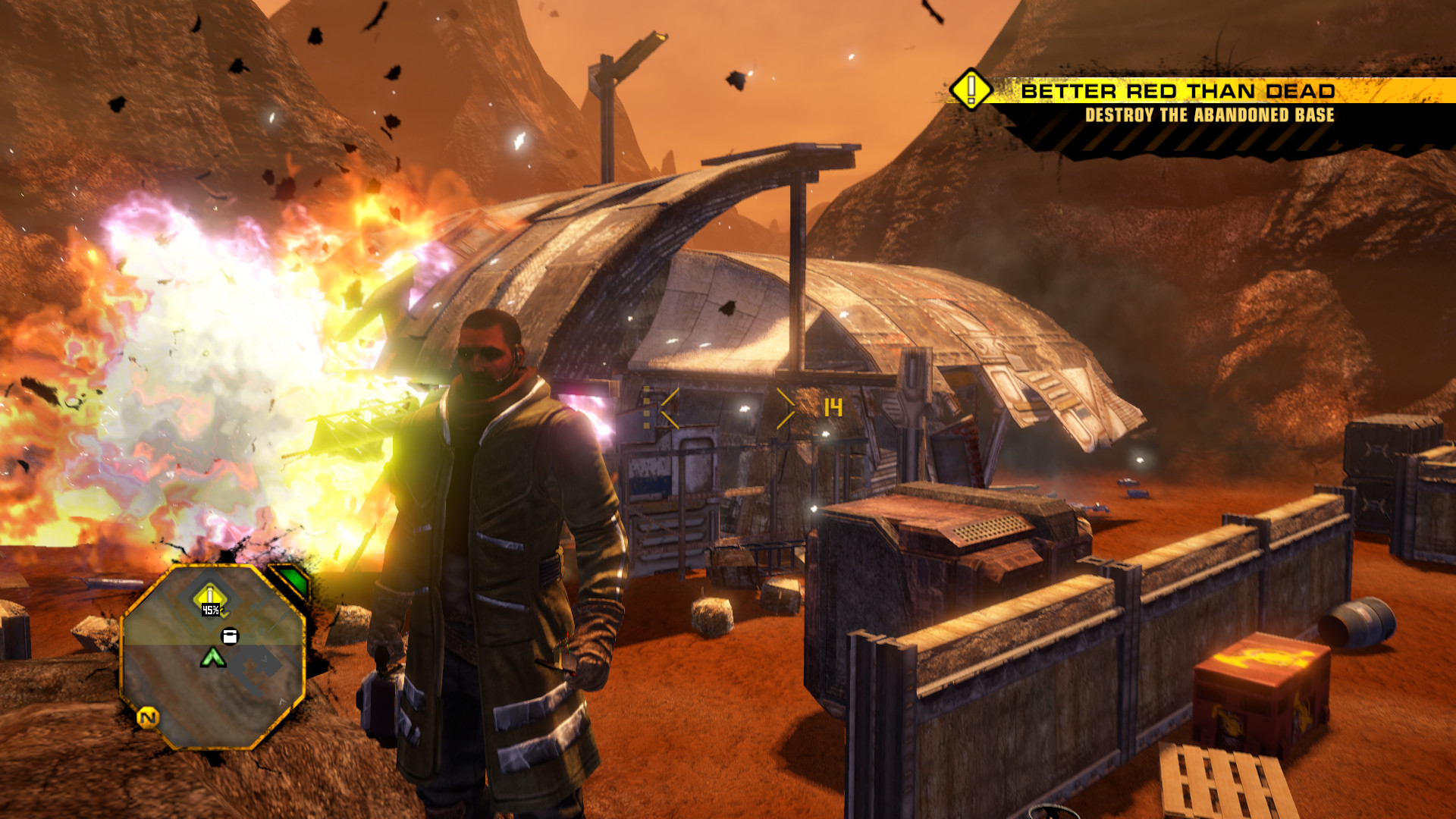 Red Faction: Guerrilla (Steam Key / ROW / Region Free)