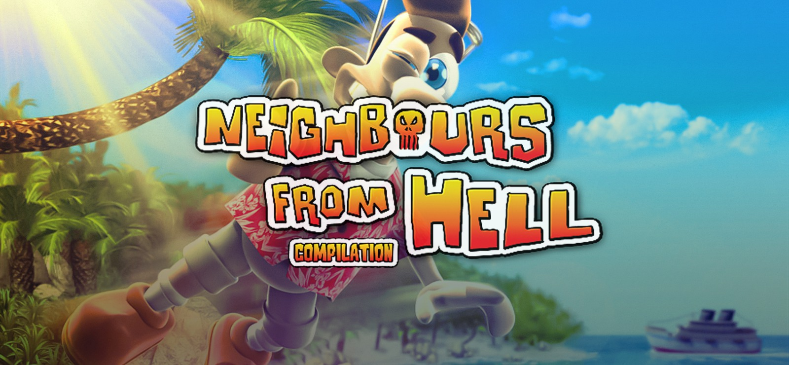 Neighbours From Hell Compilation(Steam Key/Region Free)