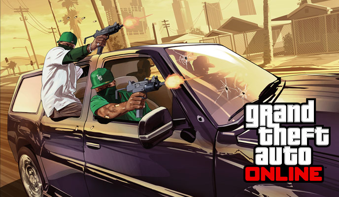 Grand Theft Auto V / GTA 5 PC [With MAIL / FULL ACCESS]