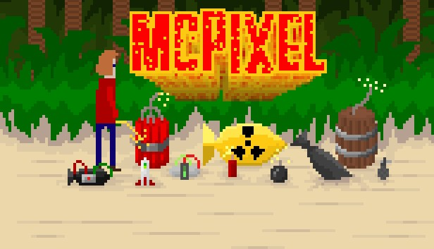 McPixel (Steam Key / ROW / Region Free)