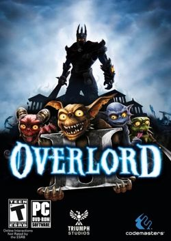 Overlord  ( Steam Gift / ROW / Region Free ) HB link