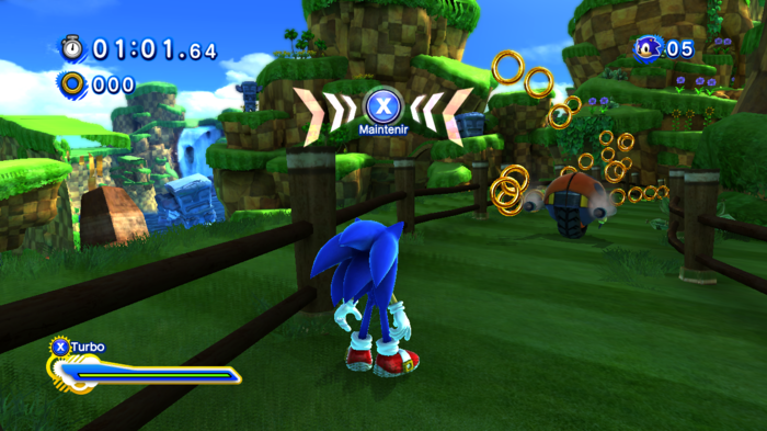 Sonic Generations  (Steam Gift/ROW/Region Free) HB link