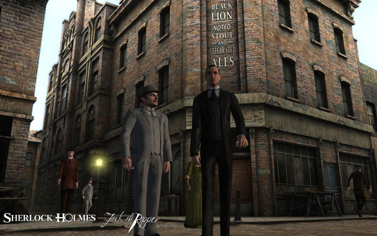 Sherlock Holmes vs Jack the Ripper  (Steam Key / ROW)