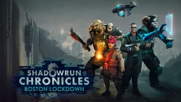 Shadowrun Chronicles - Boston Lockdown (Steam Gift/ROW)