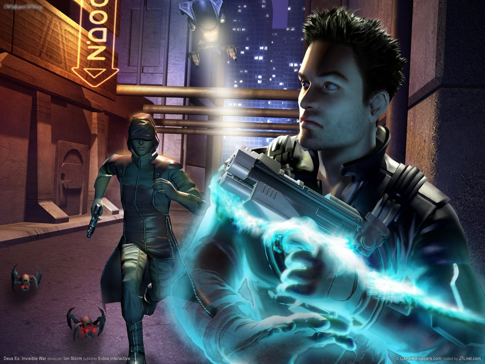 Deus Ex: Invisible War (Steam Gift/Region Free) HB link
