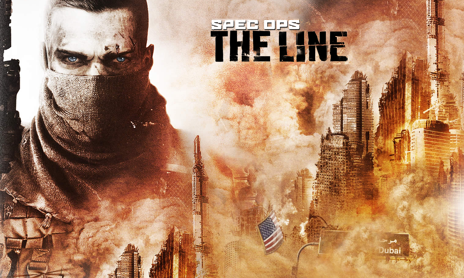Spec Ops: The Line (Steam Gift/ROW/Region Free) HB link
