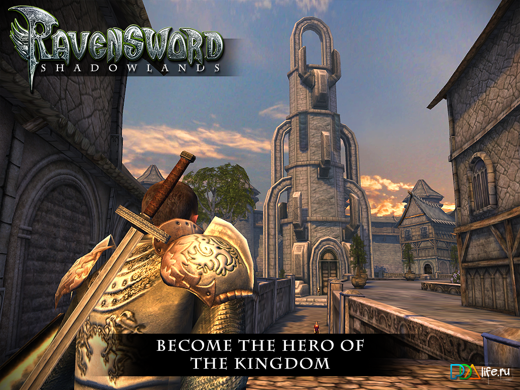 Ravensword: Shadowlands (Steam Key / ROW / Region Free)