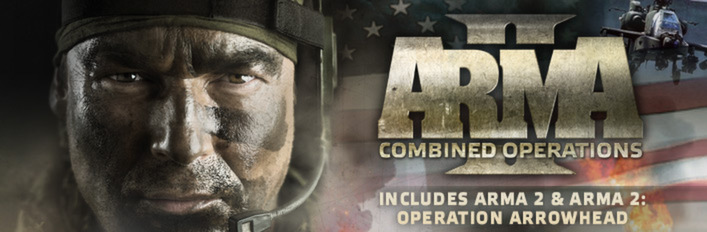 Arma II: Combined Operations  (Steam Аккаунт)