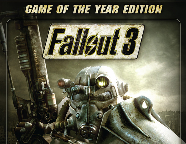 Fallout 3 - Game of the Year  (Steam Аккаунт)