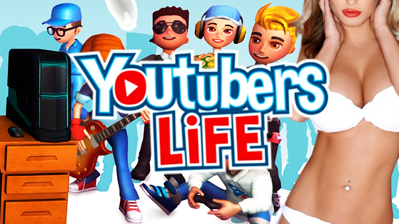 Youtubers Life  (Steam Аккаунт)