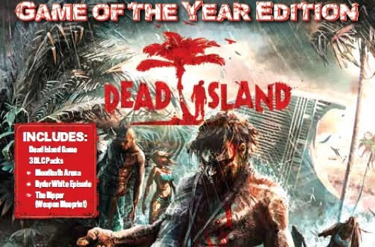 Dead Island: Game of the Year Edition(Steam Gift/RUCIS)
