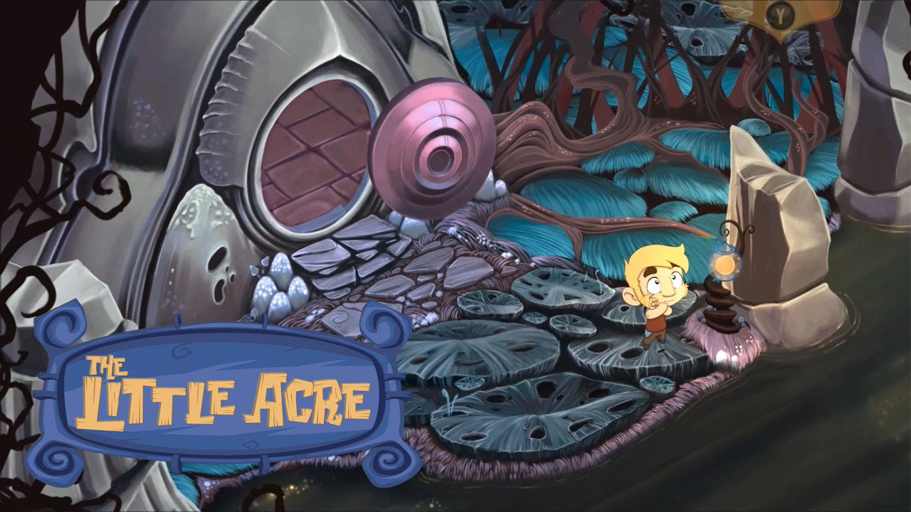 The Little Acre  (Steam Key / ROW / Region Free)
