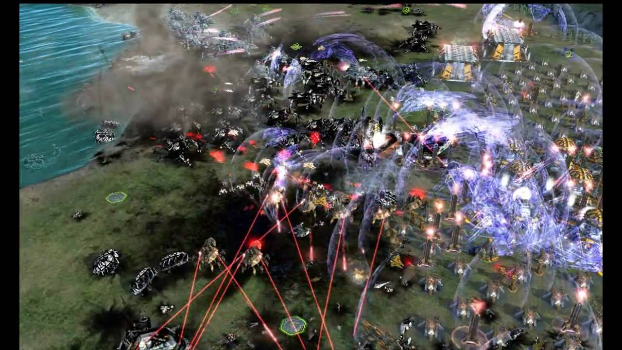Supreme Commander 2   ( Steam Key / ROW / Region Free )